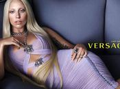 Lady Gaga testimonial ufficiale Versace