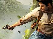 Uncharted: ecco nuove immagini motion capture