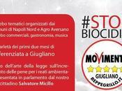 Manifestazione #STOP BIOCIDIO Giugliano