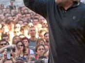 Oggi Genova terzo V-Day Beppe Grillo, diretta dalle Enrico Mentana