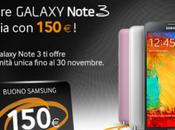 Samsung Exclusive: 150€ buoni sconto acquisti Galaxy Note