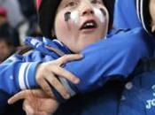 Juventus Stadium: cori bambini