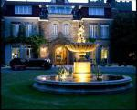 Charme atmosfere natalizie Longueville Manor.