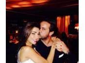 Cecilia Capriotti bacia uomo misterioso (foto)