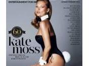 Kate Moss sulla copertina Playboy anni della rivista (Foto)