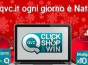 Natale premia volte concorso click, shop win!