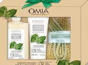 Natale 2013 Tutte proprietà dell'olio Jojoba Omia preziosa confezione regalo