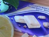 cioccolatini bianchi profumo limone