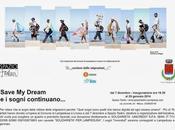 dicembre Sant'Ambrogio inaugura Save Dream: iniziativa umanitaria Spazio Tadini comune Lampedusa