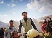 Beppe Convertini Testimonial Terre Hommes della Missione umanitaria campo profughi