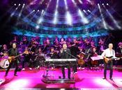 """POOH: concluso ieri sera Andria """"OPERA SECONDA TOUR"""". anno concerti Italia, Europa Oltreoceano"""