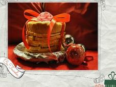 Panettone gastronomico, aperitivo natalizio
