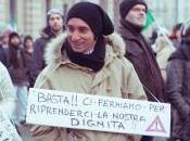 Movimento forconi, gente comune, fascisti polizia