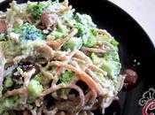 Spaghetti farro broccoli olive: desiderio appagato pieno stile salutista