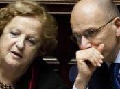 Cancellieri 'grazia' Letta?