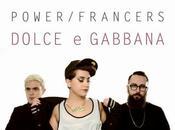 14/12 Power Francers Magnolia Milano presentare live loro Dolce Gabbana