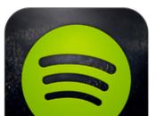 Spotify chiude battenti fissi