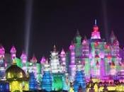 27mo Harbin International Snow Festival Cina