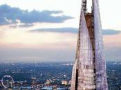 Shard: grattacielo alto Londra