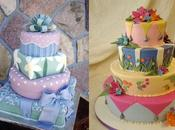 Food design: wedding cake designer