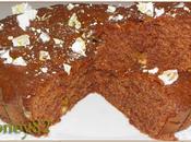 Torta nutella torrone pistacchi