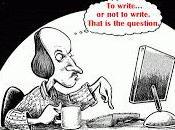 Sette buoni motivi smettere scrivere