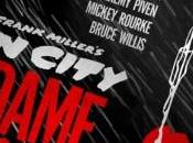 Teaser poster City: Dame Kill