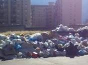 Emergenza rifiuti, Palermo cumuli d'immondizia roghi