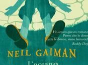 Recensione L'oceano fondo sentiero Neil Gaiman