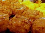 Medaglioni fagioli borlotti patate