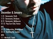 Sabato dicembre 2013 poliedricità Westbeech alias Breach Corn Club Marghera.