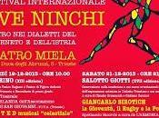 """Festival Internazionale """"Ave Ninchi""""..."""