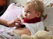Primi casi influenza Pavia: picco Natale, soprattutto bambini