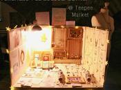PetiteFraise douceur miel TEEPEE Market: qualche foto