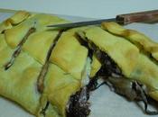 Torta Salata Radicchio Fontina
