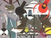 incredibili posters charley harper straordinari patterns