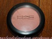 Review_melba, powder blush_mac cosmetics