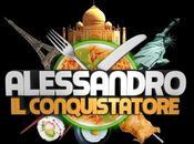 Alessandro Conquistatore, chef alla conquista dell'Oriente