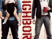 Efron contro Seth Rogen nella guerra vicini della commedia Neighbors Ecco trailer!