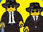 Personaggi film stile LEGO