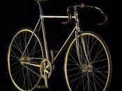 bici corsa ricoperta d'oro 80.000 Euro
