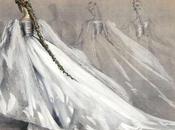 """creatività Roberto Capucci torna incantare Russia nella mostra """"Style Stage. Elegance"""" Pietroburgo."""