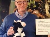 regalo Natale Bill Gates