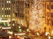 Natale passeggiata mercatini Monaco Baviera