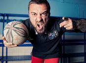 """L'energia rugby esordisce DMAX Chef Rubio diventa Cacciatore Tifosi"""""""