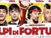 BoxOffice Italia: Colpi Fortuna guadagna primo posto