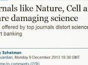 """Premio nobel medicina denuncia ruolo alcune """"prestigiose"""" riviste scientifiche dire """"danneggiano scienza"""""""