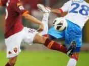 Roma-Catania, squadre agli antipodi