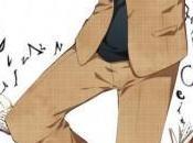 scrittore Brown versione manga
