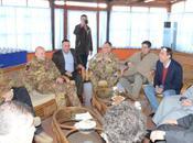 Libano Sud/ Shama. Ministro della Difesa visita contingente italiano
